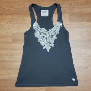 Abercombie and fitch tank top